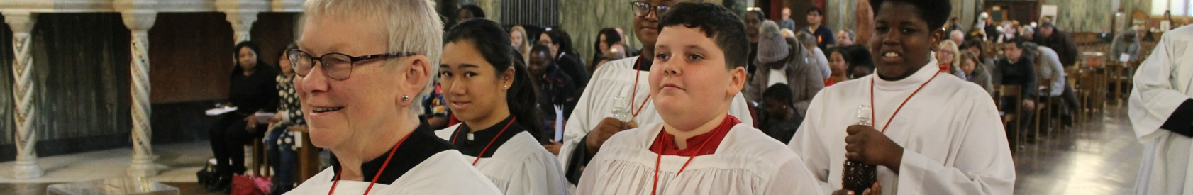 Altar Servers/The Guild of St Stephen