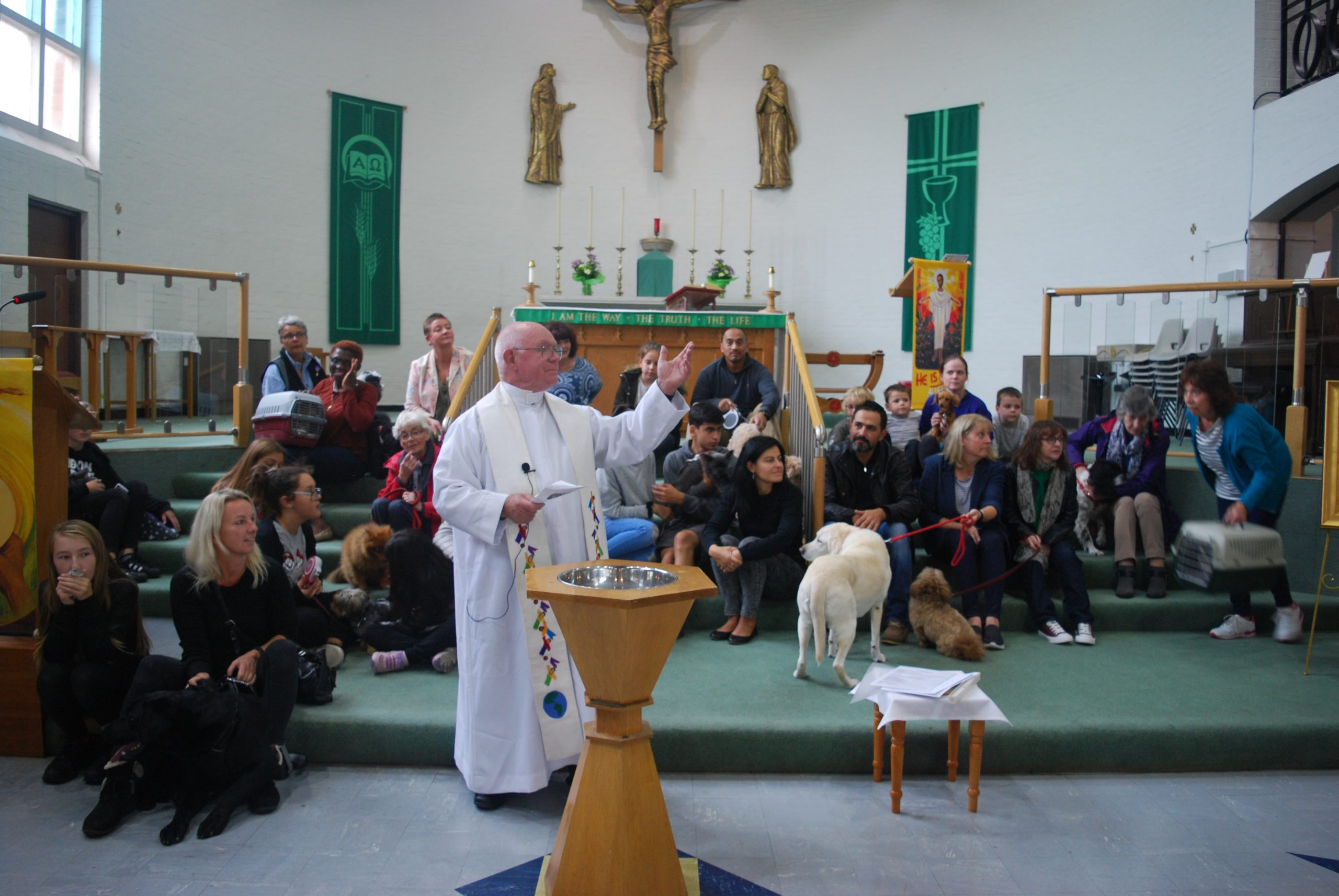 Service for the Blessing of Pets